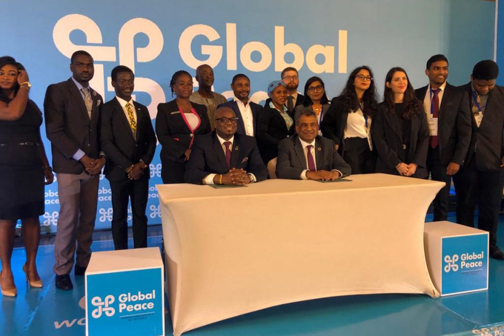 Global Peace JCI Mobilise Youth