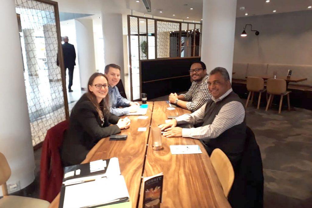Global Peace meets JCI Norway