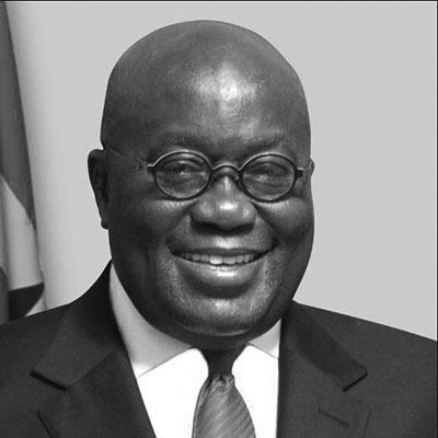 H.E. Nana Addo Dankwa Akufo-Addo