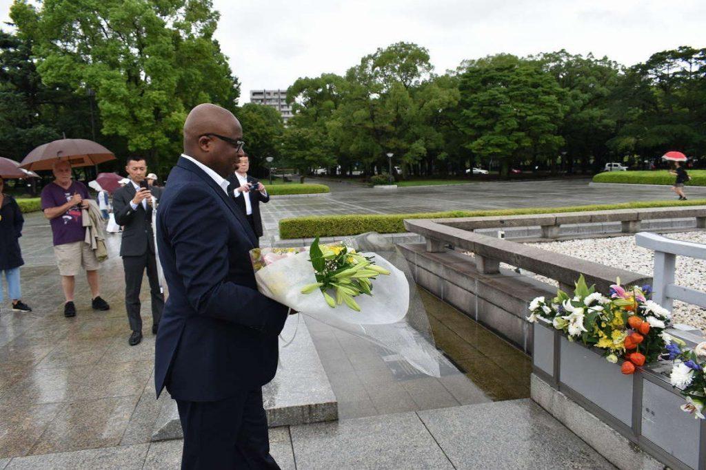 Hiroshima Peace Ceremony