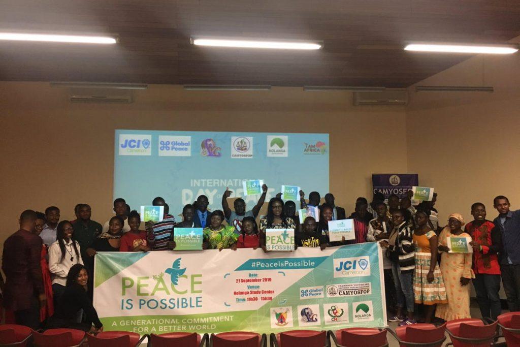 International Peace Day Yaounde