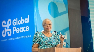 Global Peace Declaration Ceremony