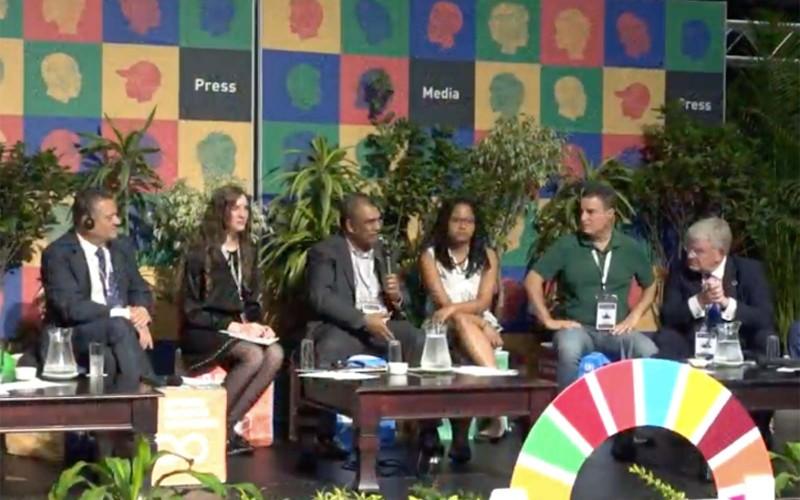 Global Peace Global Inter-Generational Dialogue