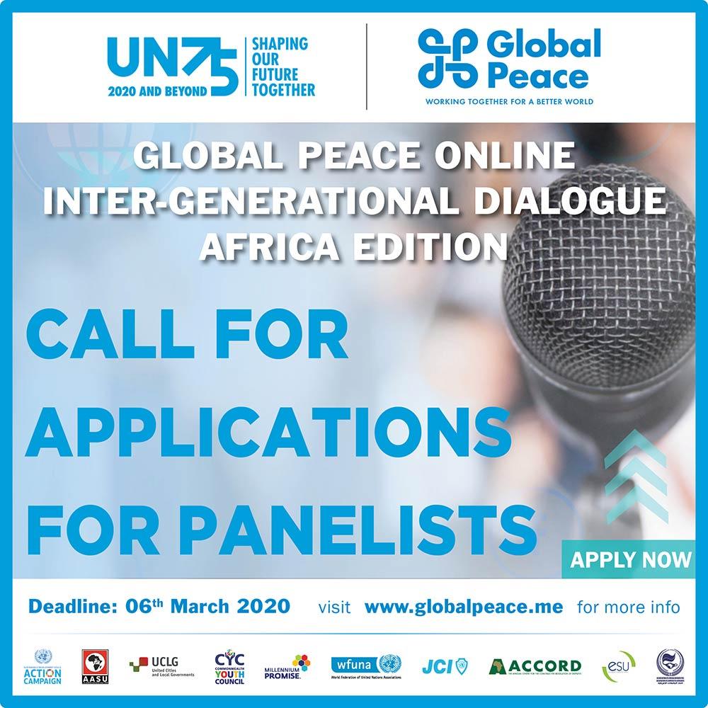 UN75/GP Online IGD AFRICA